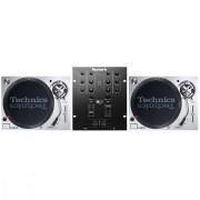 View and buy Technics SL1200 MK7 + Numark M101USB Mixer online