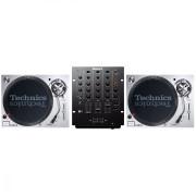 View and buy Technics SL1200 MK7 + Numark M4 Mixer online
