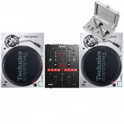 View and buy Technics SL1200 MK7 + Numark Scratch with Cartridges online