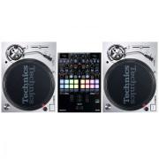 View and buy Technics SL1200 MK7 + Reloop Elite Mixer online