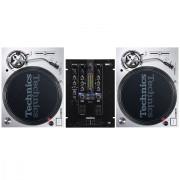 View and buy Technics SL1200 MK7 + Reloop RMX22i Mixer online