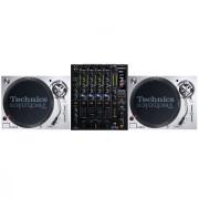 View and buy Technics SL1200 MK7 + Reloop RMX60 Mixer online