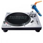 View and buy Technics SL1200 MK7 + Concorde DJ MK2 online