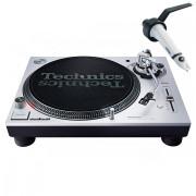 View and buy Technics SL1200 MK7 + Concorde Scratch MK2 online