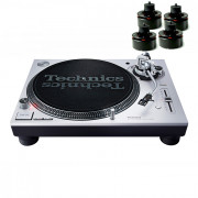 View and buy Technics SL1200 MK7 + Isonoe Isolator Feet Set of 4 (Black) online