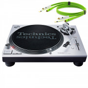 View and buy Technics SL1200 MK7 with Neo RCA Cable online