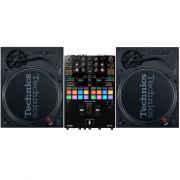 View and buy Technics SL1210 MK7 + Pioneer DJ DJM-S7 Bundle online