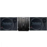 View and buy Technics SL 1210 MK7 Pair + Numark M2 Mixer Bundle online