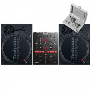 View and buy Technics SL 1210 MK7 Pair + Numark Scratch with Cartridges online