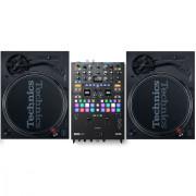 View and buy Technics SL1210 MK7 Pair + Rane Seventy Bundle online