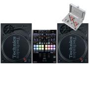 View and buy Technics SL 1210 MK7 Pair + Reloop Elite with Cartridges online
