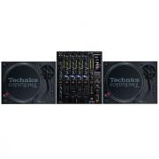 View and buy Technics SL 1210 MK7 Pair + RMX60 Mixer online