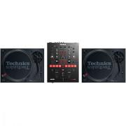 Buy the Technics SL1210 MK7 Pair + Numark Scratch Bundle online