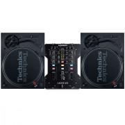 View and buy Technics SL 1210 MK7 Pair + Xone:23 Bundle online