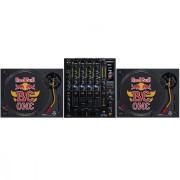 View and buy Technics SL 1210 MK7 Pair + Reloop RMX60 Mixer online