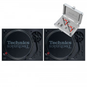View and buy Technics SL 1210 MK7 Pair + Concorde Digital MK2 Twin Pack online