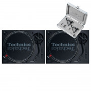 View and buy Technics SL 1210 MK7 Pair + Concorde Mix MK2 Twin Pack online
