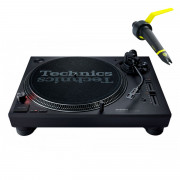 View and buy Technics SL 1210 MK7 with Concorde Club MK2 online