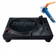 View and buy Technics SL 1210 MK7 with Concorde DJ MK2 online