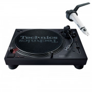 View and buy Technics SL 1210 MK7 with Concorde Scratch MK2 online