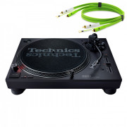 View and buy Technics SL 1210 MK7 with Neo RCA Turntable Cable online