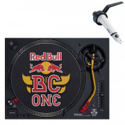 View and buy Technics SL1210MK7R with Concorde Scratch MK2 online