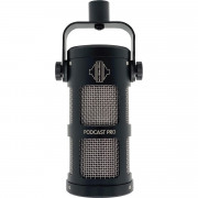View and buy Sontronics Podcast Pro Microphone Black online