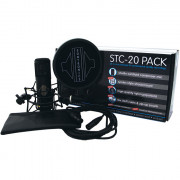 View and buy Sontronics STC-20 PACK Condenser Microphone + Accessories online