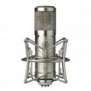 View and buy Sontronics STC-2 Cardioid Condenser Microphone Silver online