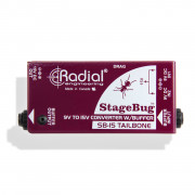 View and buy RADIAL STAGEBUG SB15 Signal Buffer online