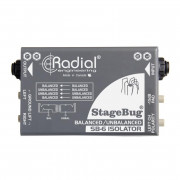 View and buy RADIAL StageBug SB-6 Isolator online