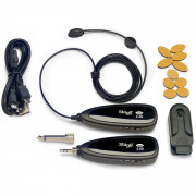 View and buy Stagg SUW 10BC Wireless Surface Microphone Set online