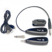 View and buy Stagg SUW 10G Wireless Guitar Transmission Set online