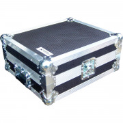 View and buy Swan Flight Turntable Flight Case - Black Hex online