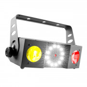 View and buy Chauvet DJ Swarm 4 FX 3-In-1 Laser/Strobe/LED Light Effect online