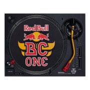 View and buy Technics SL1210MK7R Limited Edition Red Bull BC One Turntable online