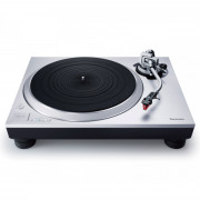 View and buy Technics SL-1500C Direct Drive Turntable Silver online