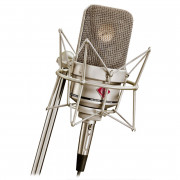View and buy NEUMANN TLM49 Large Diaphragm Condenser Mic w/ Shockmount  online