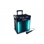 View and buy Alesis Transactive Wireless 2 Portable Rechargeable Bluetooth Speaker with Lights online
