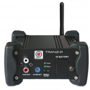 View and buy SMPRO TRANZ-R Wireless Stereo DI System Receiver online