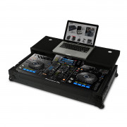 View and buy UDG Ultimate XDJ-RX Flight Case w/ Laptop Tray & Wheels U91015BL online
