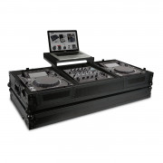 View and buy UDG Ultimate Flight Case Pioneer CDJ-2000/ 900NXS2 (Laptop Shelf + Wheels) online