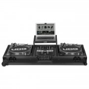 View and buy UDG Ultimate Flight Case Set Multi Format Turntable Battle Mixer U91050BL online