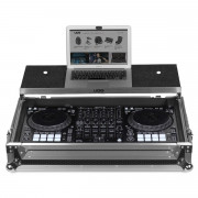 View and buy UDG Ultimate Flight Case Pioneer DDJ-1000 Silver Plus U92055SL online