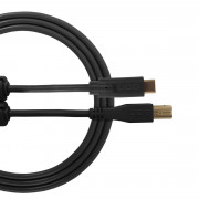 View and buy UDG USB Cable C-B 1.5m Black U96001BL online