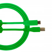 View and buy UDG USB Cable C-B 1.5m Green U96001GR online