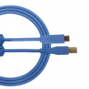 View and buy UDG USB Cable C-B 1.5m Blue U96001LB online