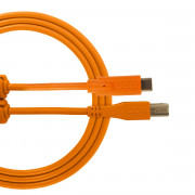 View and buy UDG USB Cable C-B 1.5m Orange U96001OR online