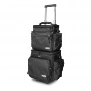 View and buy UDG U9679 BL/OR Deluxe Sling Bag and Trolley Bag Set online