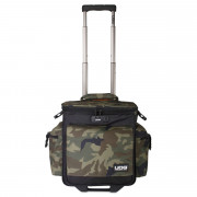 View and buy UDG Ultimate SlingBag Trolley DeLuxe Black Camo Orange U9981BCOR online